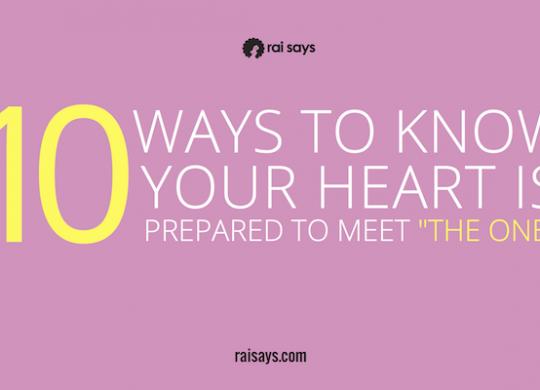 Heart is Prepared
