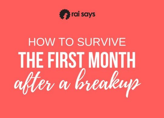 Survive First Month